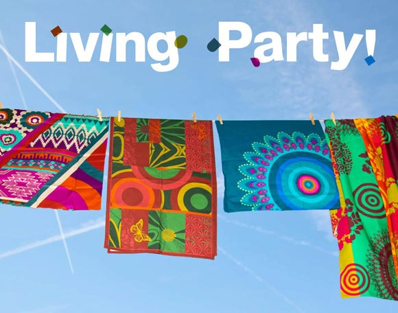 Desigual Living Party, una fiesta de madrugón