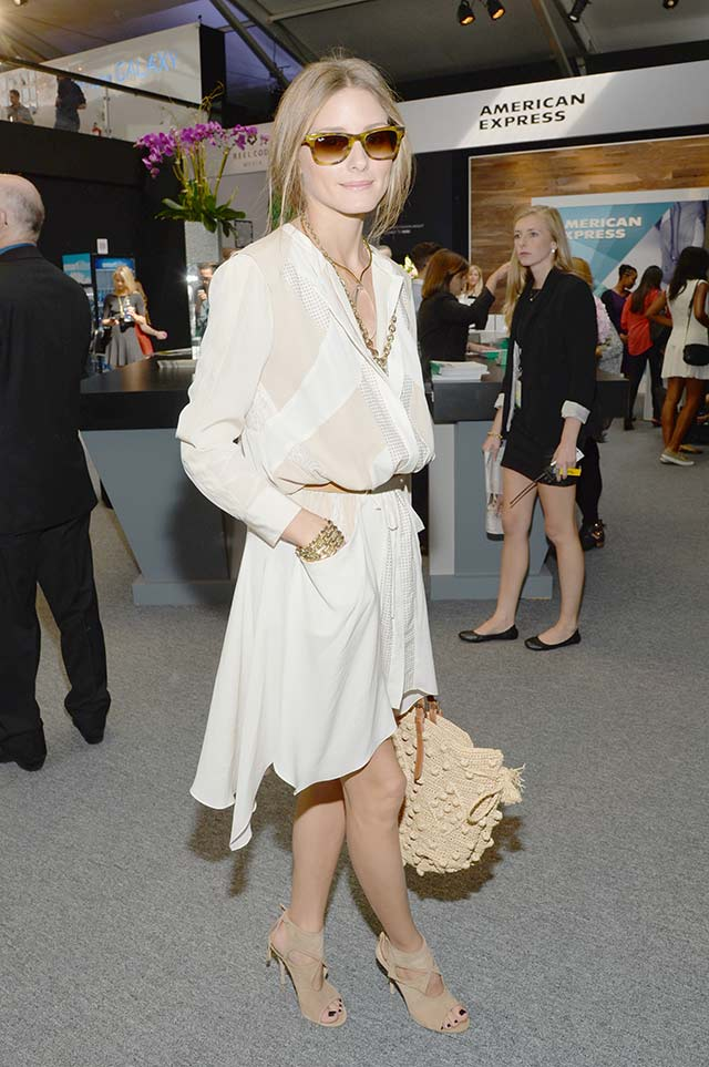 Olivia Palermo en New York Fashion Week